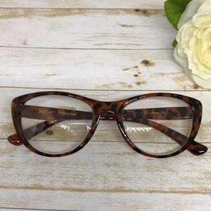 Betsey Johnson  Tortoise Reading Glasses 1.5